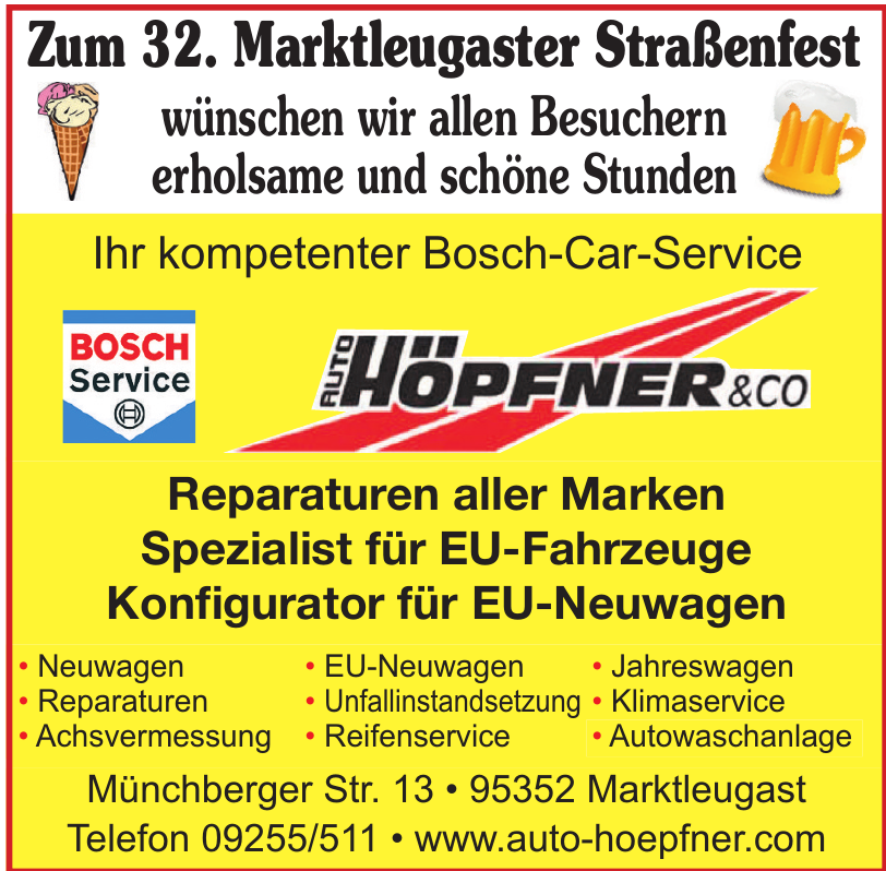 Auto Höpfner & CO