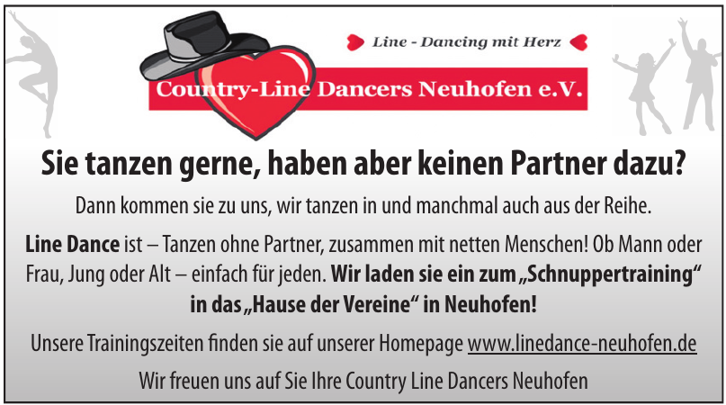 Country-Line Dancers Neuhofen e. V.