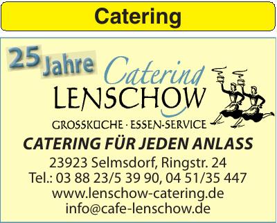 Catering Lenschow