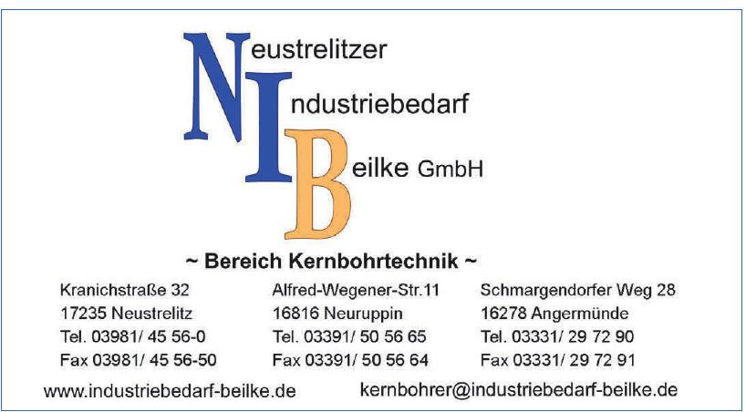 NIB Neustrelitzer Industriebedarf Beilke GmbH