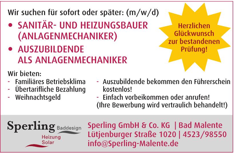 Sperling GmbH & Co. KG
