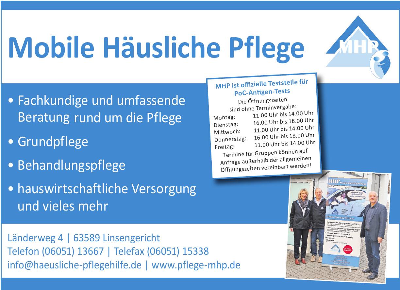 Mobile Häusliche Pflege