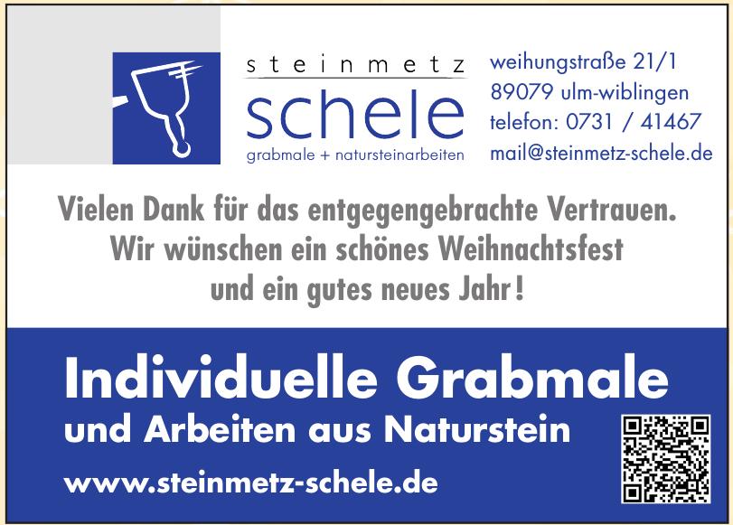 Steinmetz Schele