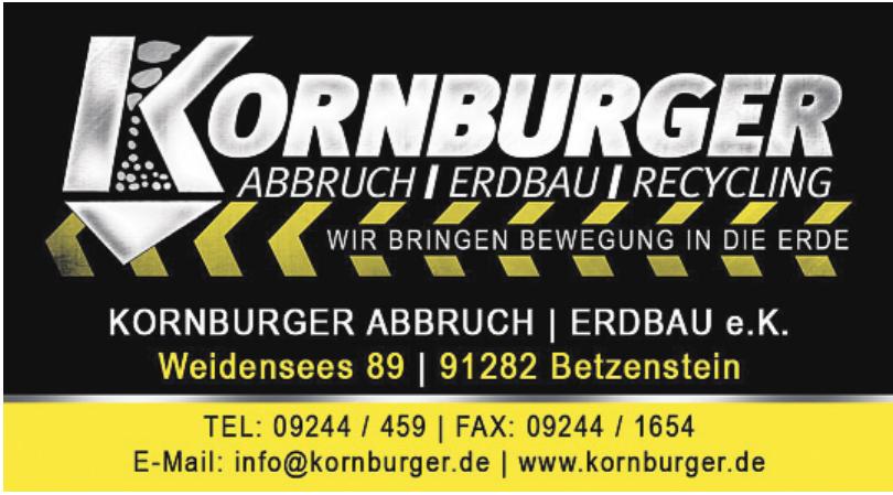 Kornburger Abbruch / Erdbau e.K.
