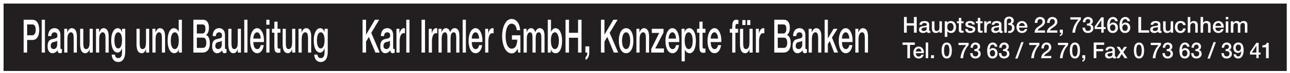 Karl Irmler GmbH