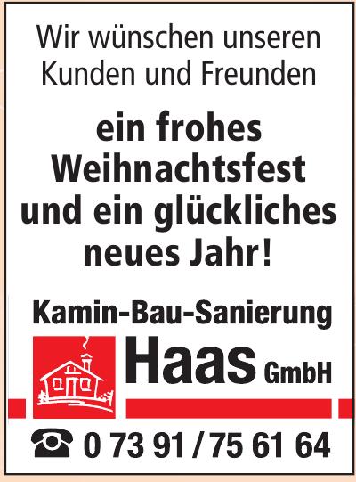 Kamin-Bau-San. Haas GmbH