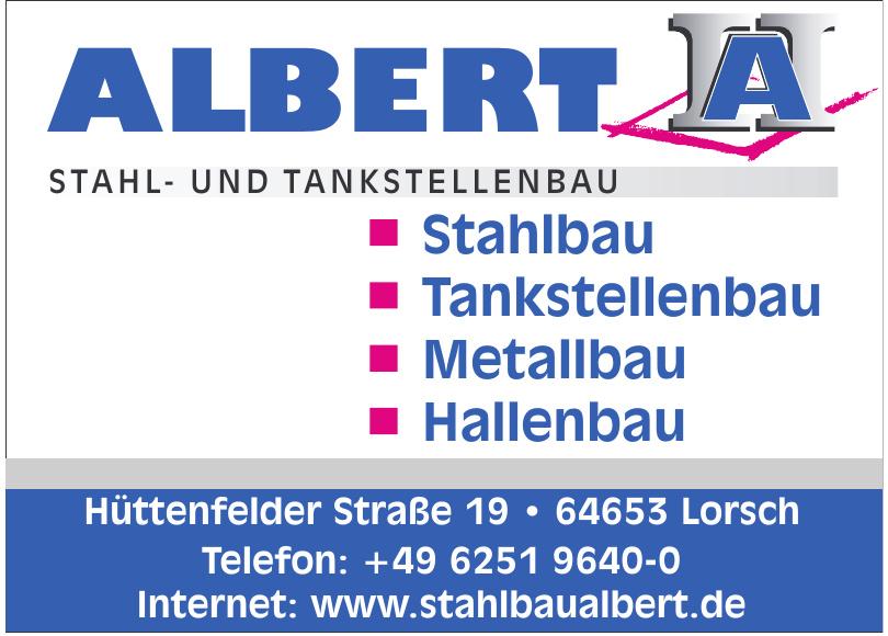 Albert Stahl- und Tankstellenbau
