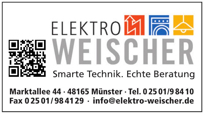 Elektro Weischer