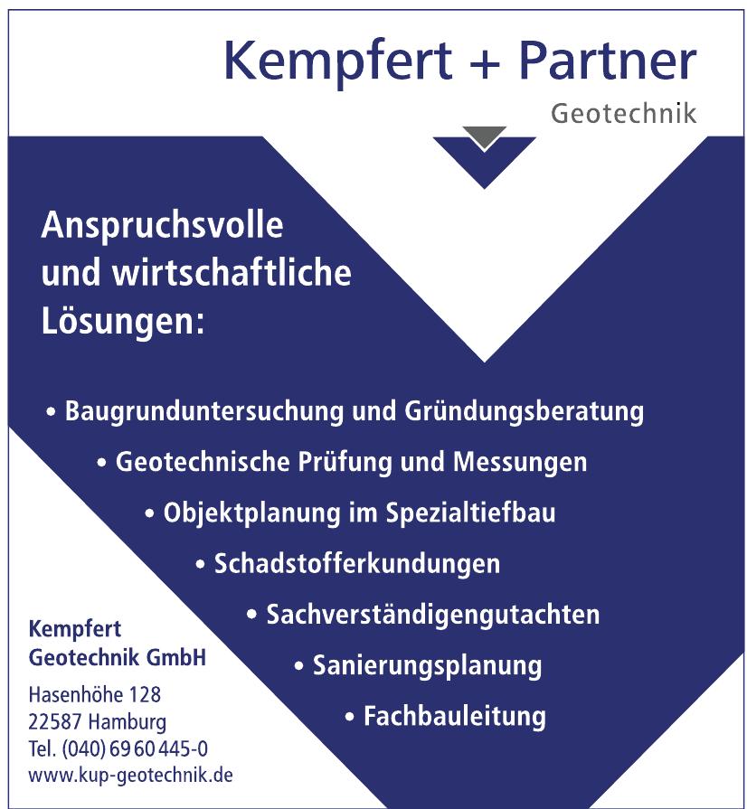Kempfert Geotechnik GmbH