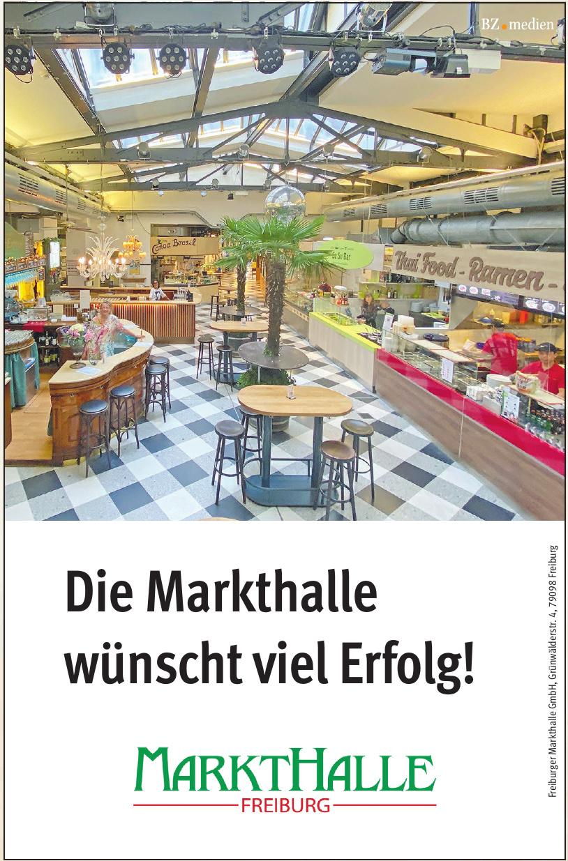 Freiburger Markthalle GmbH