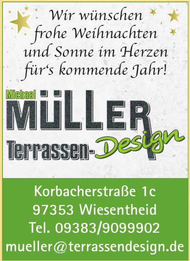Michael Müller Terrassen-Design