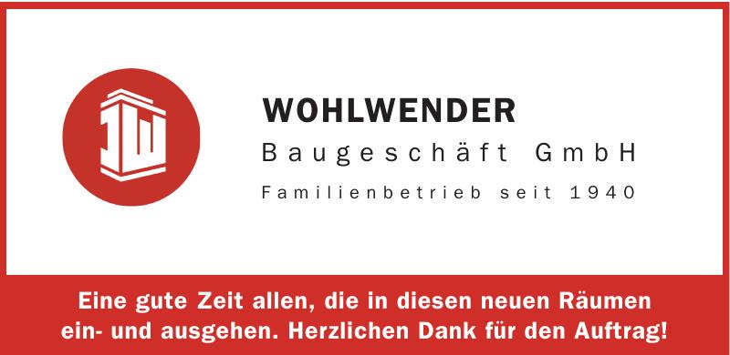 Wohlwender Baugeschäft GmbH