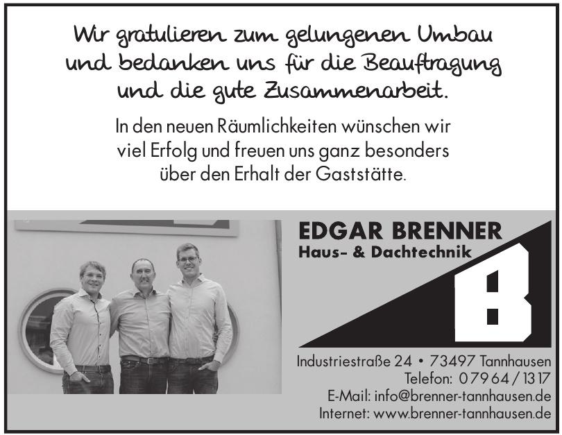Edgar Brenner Haus- & Dachtechnik