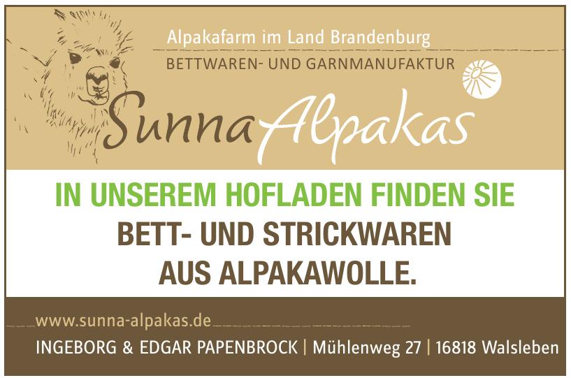 Sunna Alpakas