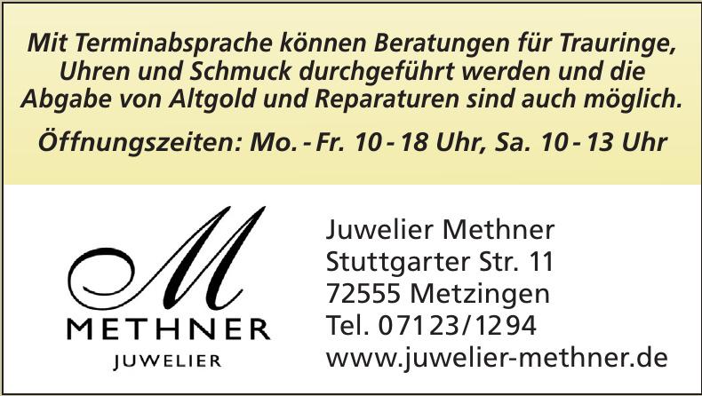 Juwelier Methner