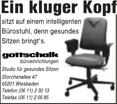 Gottschalk Büroeinrichtungen