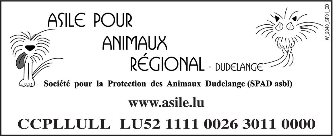 Asile Animax Régional - Dudelance