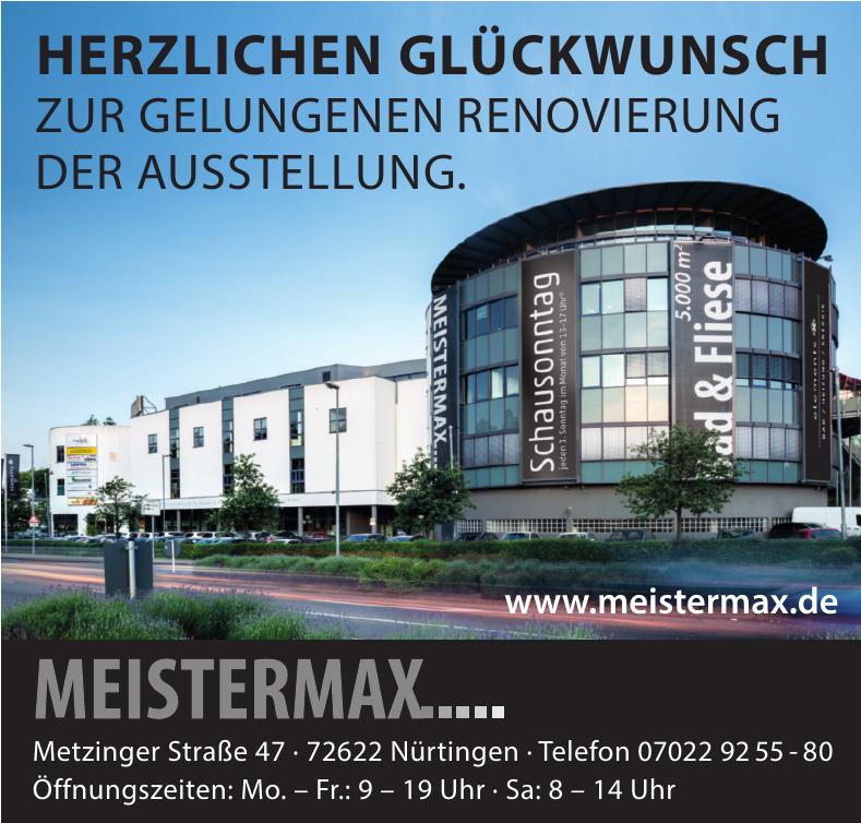 Meistermax