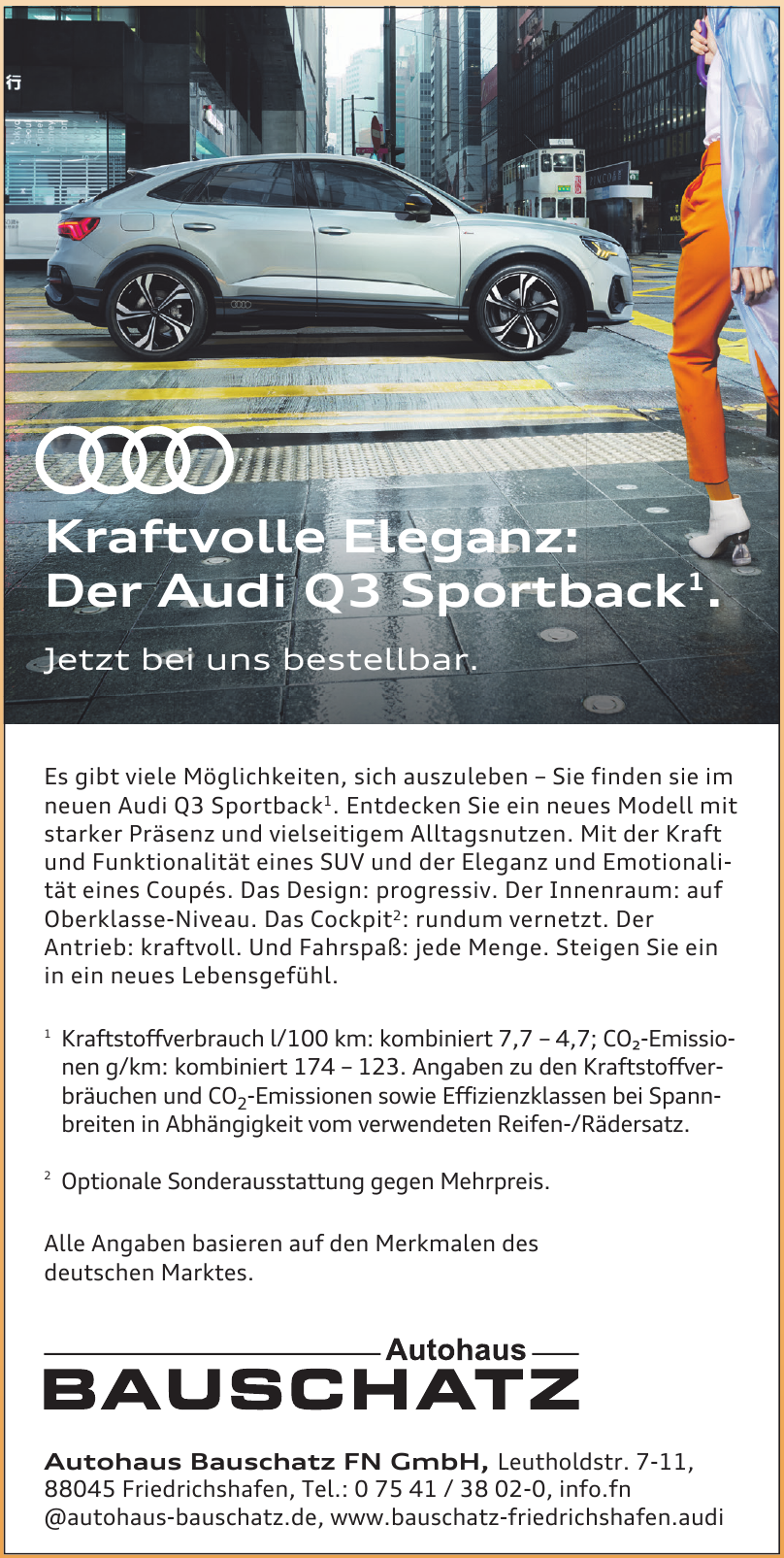 Autohaus Bauschatz GmbH