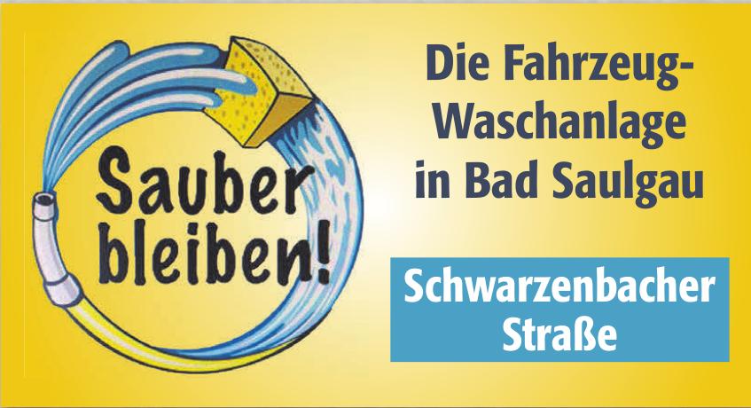 Fahrzeug-Waschanlage in Bad Saulgau