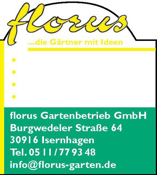florus Gartenbetrieb GmbH