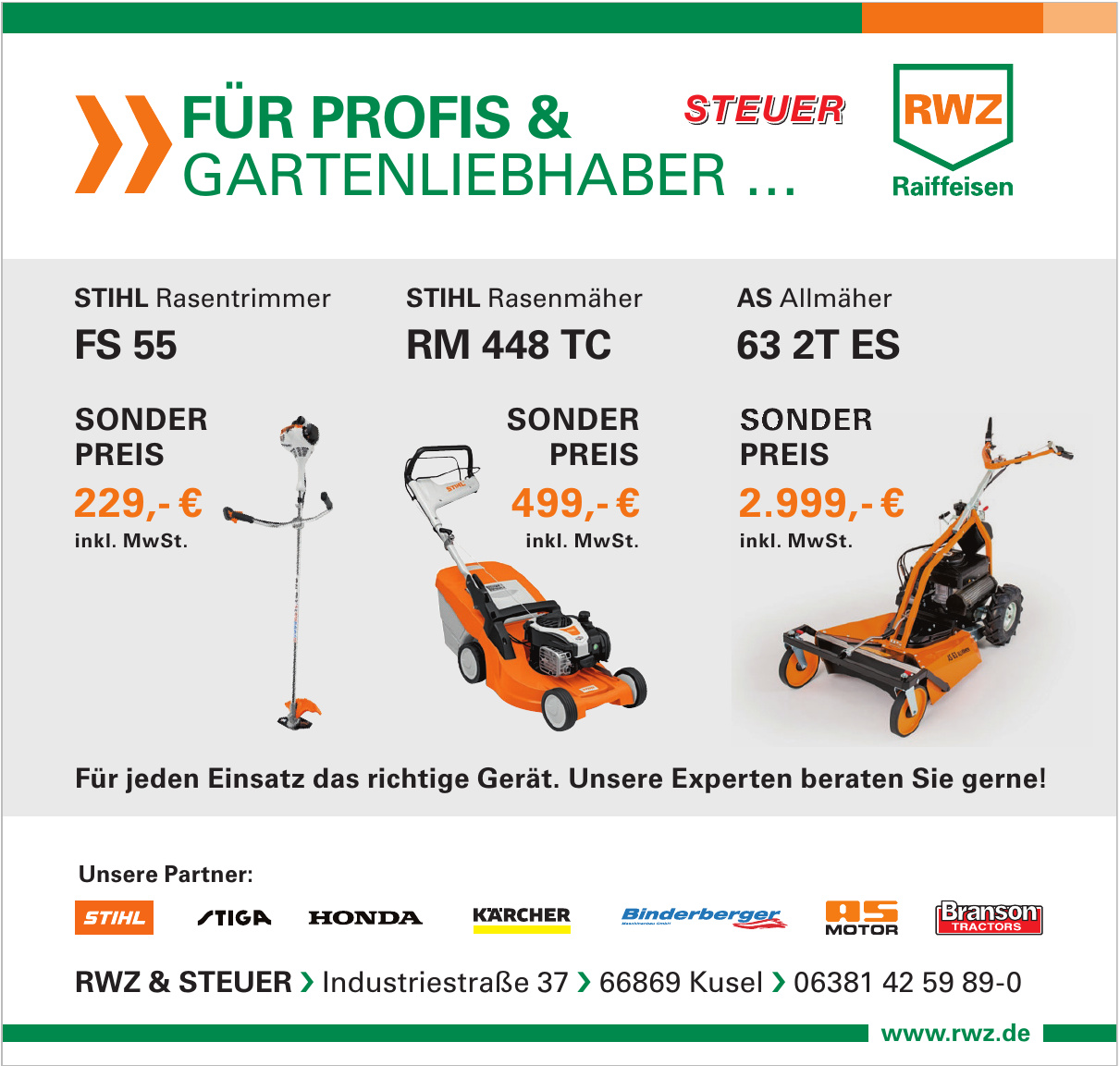 RWZ & Steuer