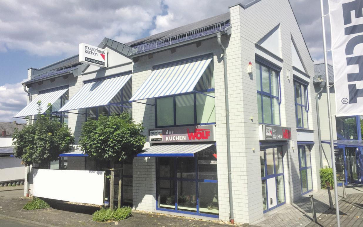 Küchen Wolf GmbH   Brückwiese 4   Nastätten   Tel. 06772/7060