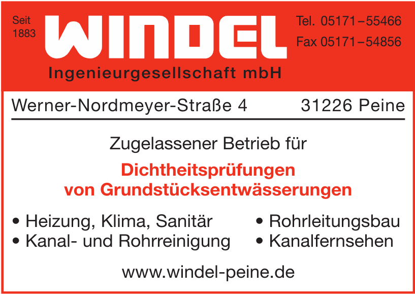 Windel Ingenieurgesellschaft mbH