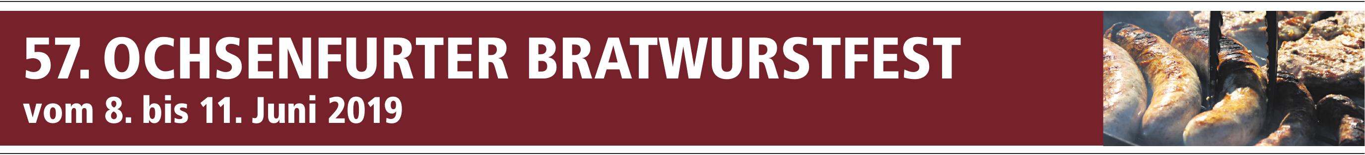 57. Ochsenfurter Bratwurstfest Image 1