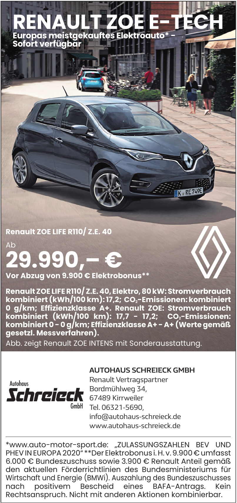 Autohaus Schreieck GmbH
