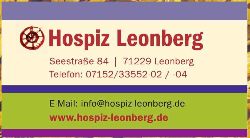 Hospiz Leonberg