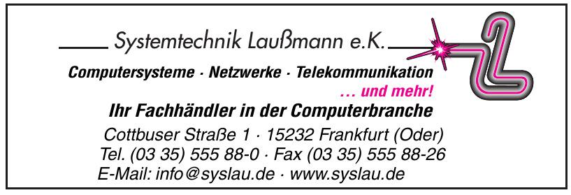 Systemtechnik Laußmann e.K.