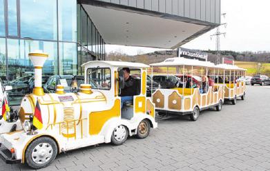 Sechs Autohäuser, zwölf Marken, mehr als 500 verschiedene Automodelle Image 1