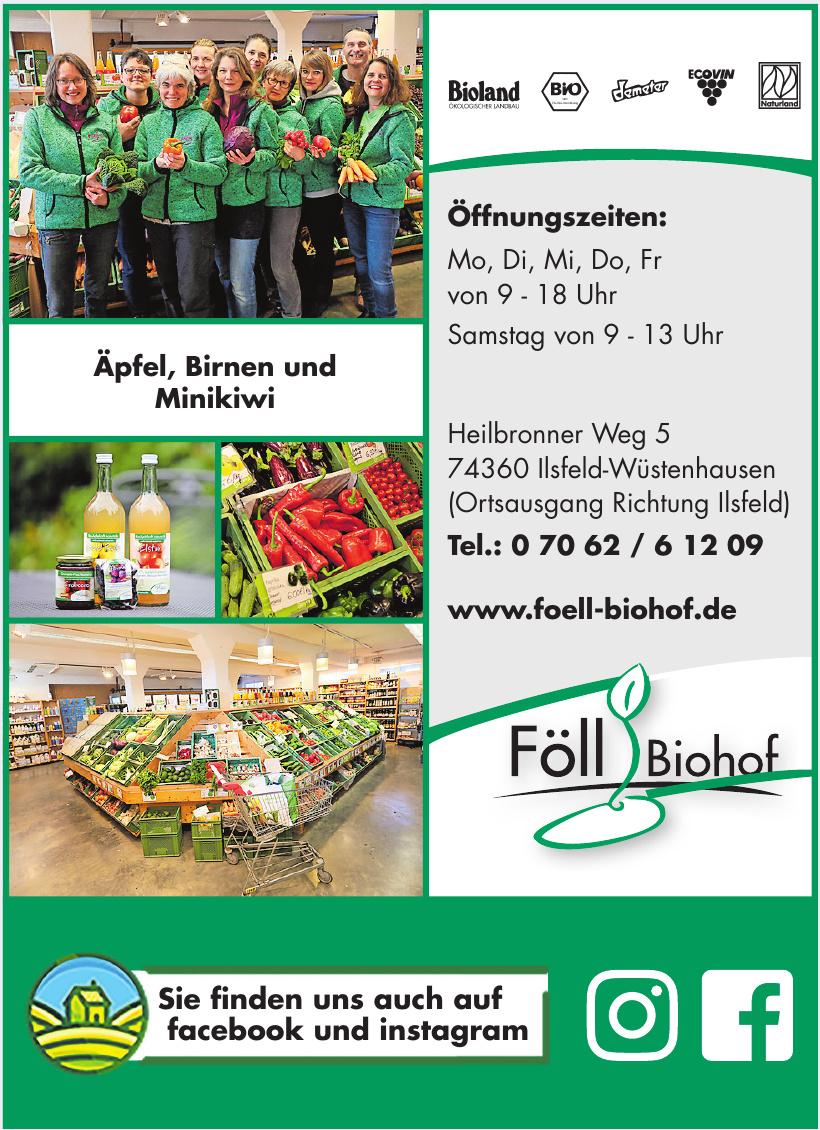Föll Biohof