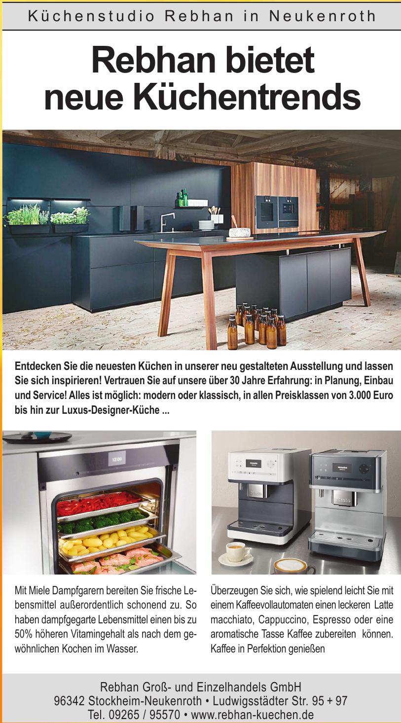 Rebhan Groß- und Einzelhandels GmbH