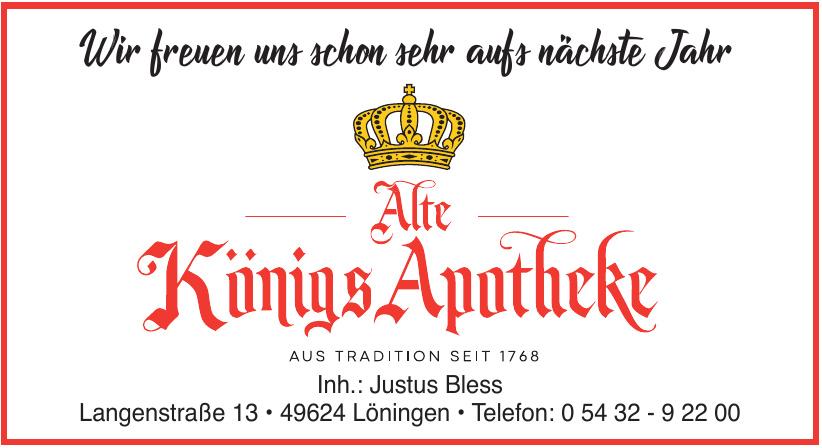 Alte Königs Apotheke