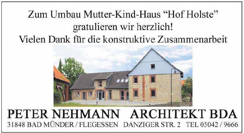 Peter Nehmann Architekt BDA