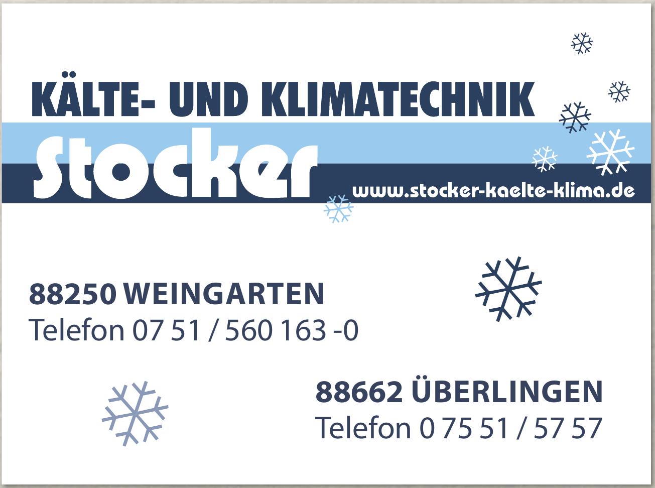 Stocker Kälte- und Klimatechnik