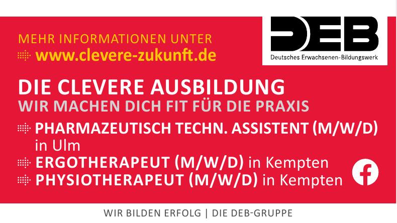 DEB Deutsche Erwachsenen-Bildungswerk