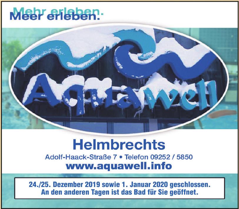 Aquawell Helmbrechts
