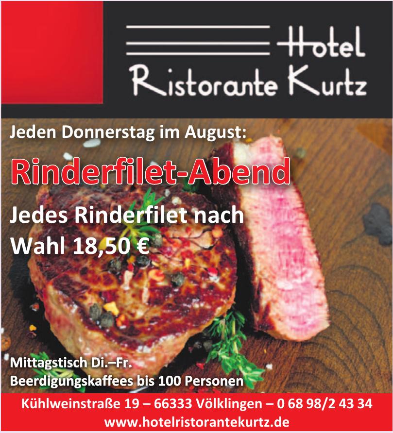 Hotel Ristorante Kurtz