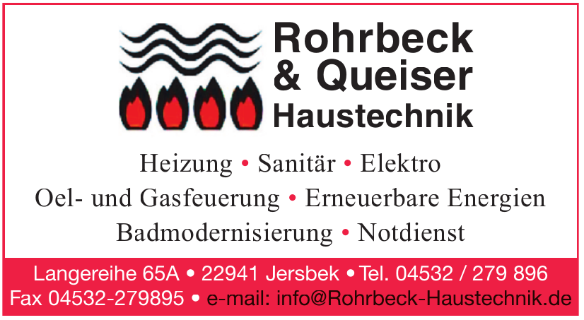 Rohrbeck & Queiser Haustechnik