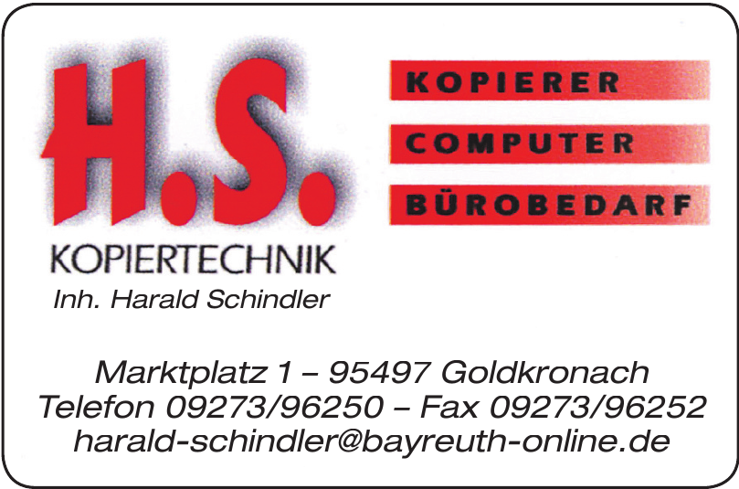 H. S. Kopiertechnik