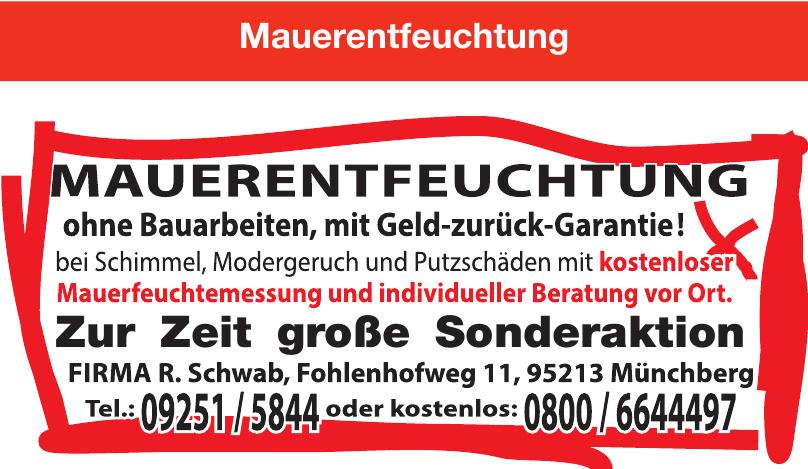 Firma R. Schwab