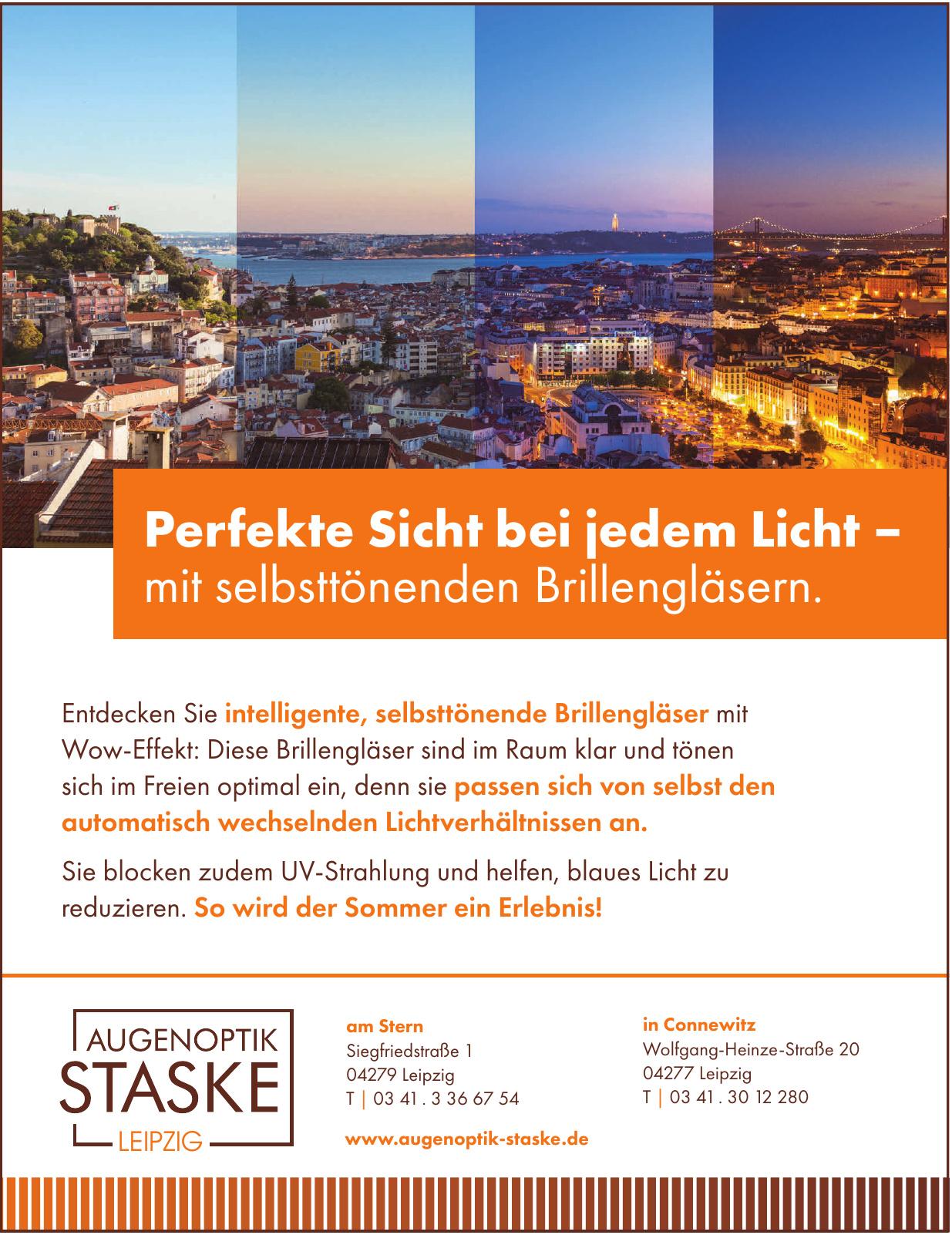 Augenoptik Staske Leipzig - Am Stern