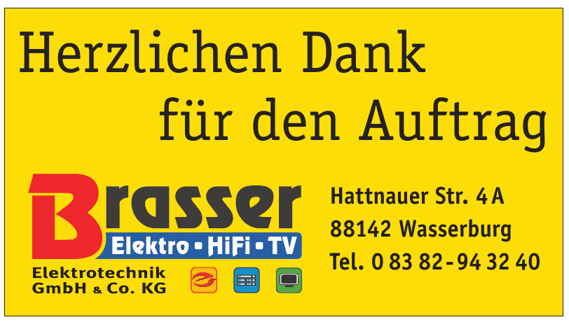 Elektrotechnik Brasser GmbH & Co. KG