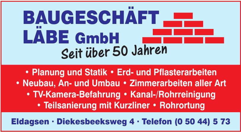Baugeschäft Läbe GmbH