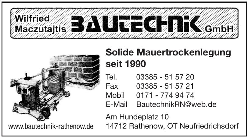 Bautechnik GmbH