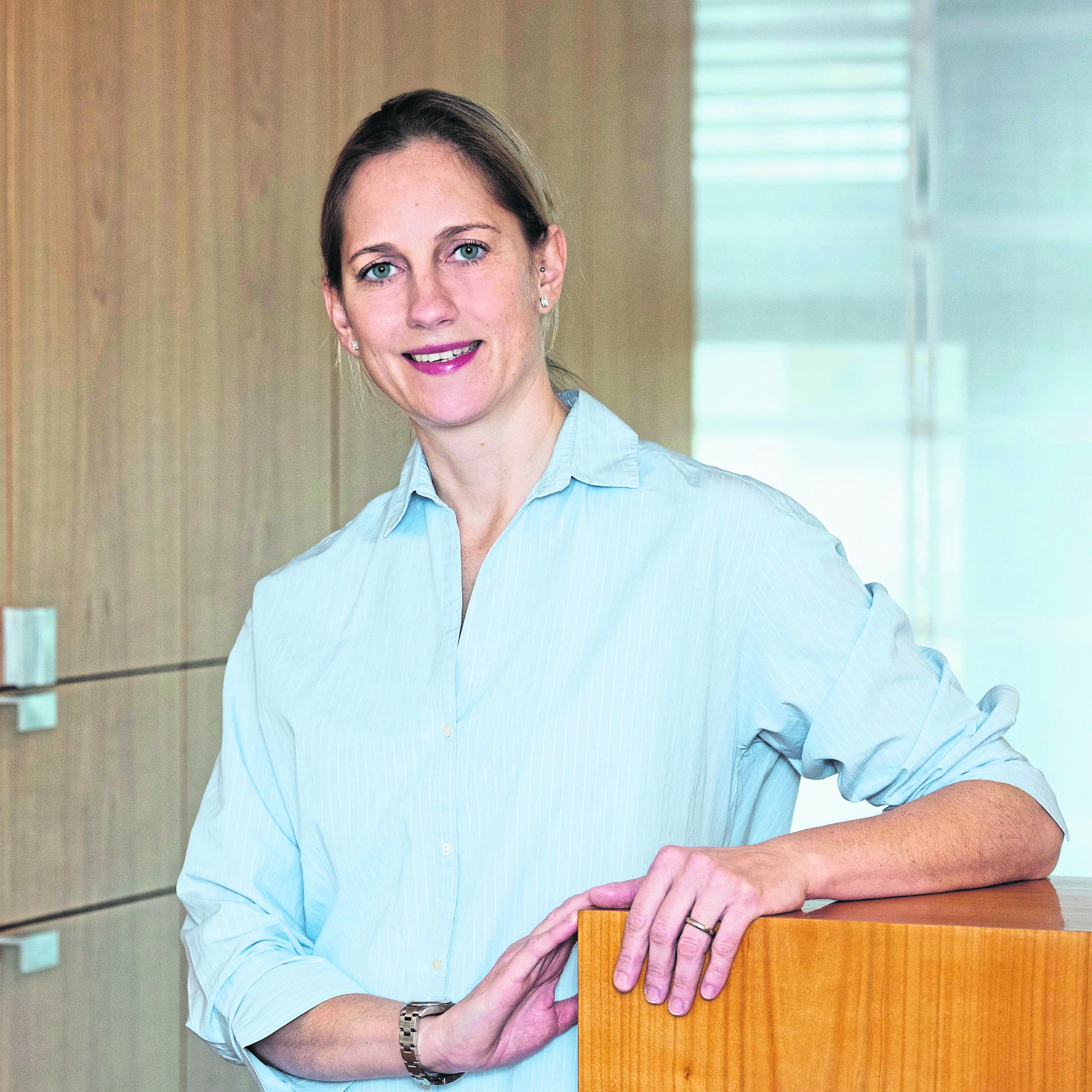 Nina M. Buck, Fachärztin für Orthopädie & Unfallchirurgie