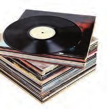 Vinyl-Fieber: Schallplatten stehen 2020 auf vielen Wunschlisten.